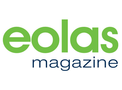 eolas magazine, media sponsor